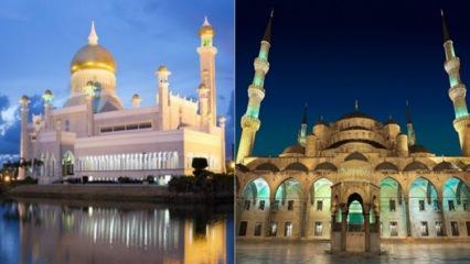 Dünyada görülmesi gereken camiler