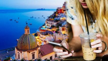 Napoli kafelerinde yatan büyük sır! Askıda kahve var!