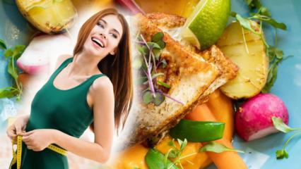 Sağlıklı kilo verdiren Akdeniz diyeti nedir, nasıl yapılır? Akdeniz diyet listesi