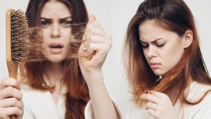 Saç dökülmesine ne iyi gelir? Hamilelikte ve doğum sonrası saç dökülmesi neden olur?