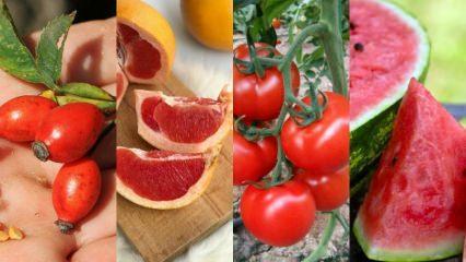Likopen nedir ve hangi besinlerde bulunur? Likopenin faydaları ve zararı...