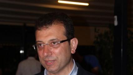 CHP'nin İstanbul adayı İmamoğlu valiye küfür etti