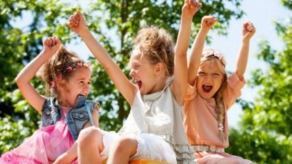 2019 çocuklar için yaz etkinleri