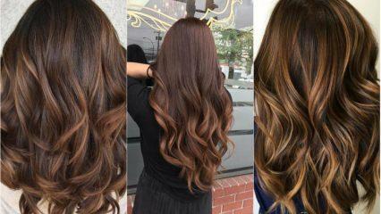 Açık karamel saç rengi nasıl elde edilir? Açık karamel saç rengi kimlere yakışır?