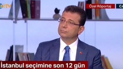 İmamoğlu'nun canlı yayındaki yalanına videolu cevap!