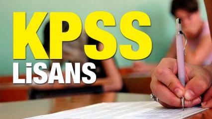 KPSS sınav tarihi! Memur adayları için ÖSYM yeni tarihi duyurdu
