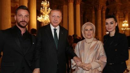 Sinan Akçıl'dan Başkan Erdoğan'a övgü dolu sözler!