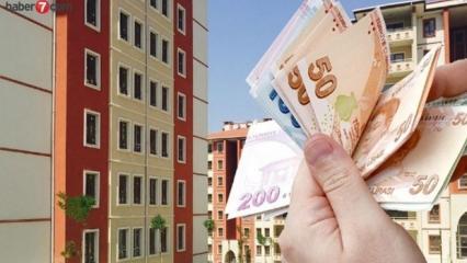 TEFE-TÜFE kira artış oranı belli oldu! Kira zammı yüzde kaç olacak?