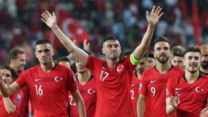 Türkiye İzlanda maçı saat kaçta, hangi kanalda?