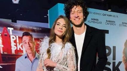 Oyuncu Müge Boz ile ünlü basketçi Caner Erdeniz evlendi