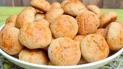 En basit kurabiye nasıl yapılır? Ağızda eriyen kurabiyenin püf noktaları