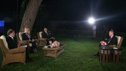 Cumhurbaşkanı Erdoğan'dan Öcalan'ın çağrısına ilk yorum