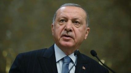 Erdoğan'dan İmamoğlu ve Küçükkaya'nın gizli görüşmesine ilk yorum