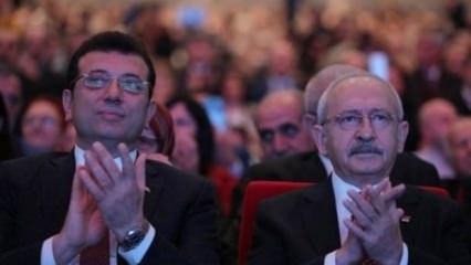 İmralı - Kandil CHP için kapıştı