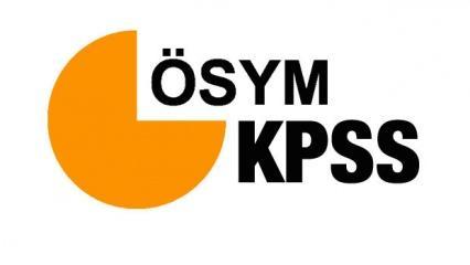 KPSS sınavı yeni tarihi belli oldu! ÖSYM Kamu Personeli Seçme Sınavı...