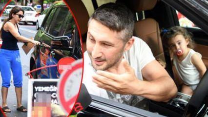 Sabri Sarıoğlu'nun eşinden arabada büyük hata!