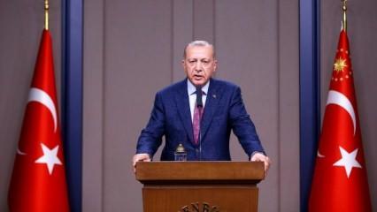 Erdoğan'dan 'Binali Yıldırım yeniden bakan olacak' iddiasına ilk yorum