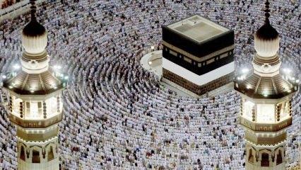 Hacı adayları 'Sıfır Atık Sıfır İsraf' bilinciyle ibadet edecekler