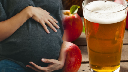 Hamilelikte sirkeli su içilir mi? Hamilelikte elma sirkesi tüketimi