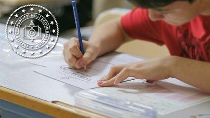 2019 Nitelikli okulların yüzdelik dilimleri ve liselerin taban puanları!