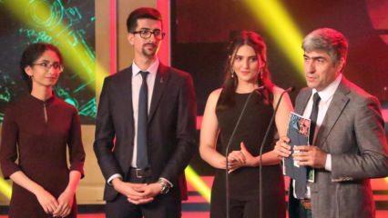 5. TRT 'Geleceğin İletişimcileri' ödülleri sahiplerini buldu