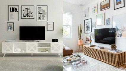 Televizyon ünitesi modelleri ve fiyatları 2020