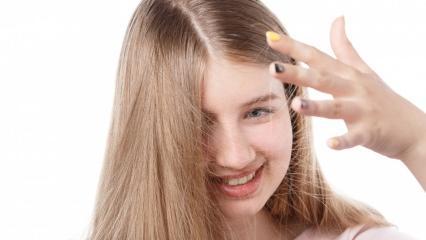 Saç neden kabarır? Kabaran saçlar için evde çözüm önerileri