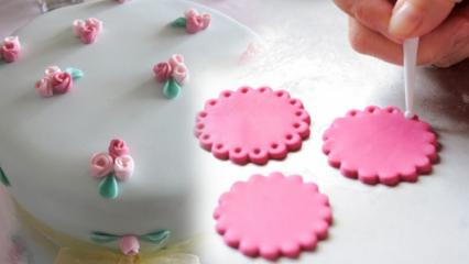 Evde şeker hamuru nasıl yapılır? Şeker hamurunu açmanın kolay yöntemi