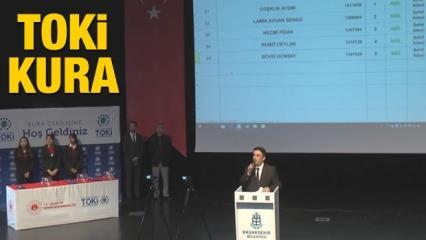 TOKİ Başakşehir kura sonuçları: 648 konutun isim listesi (Ayazma Hoşdere)