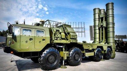Teslimat öncesi Rusya'dan son dakika S-400 açıklaması