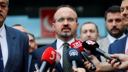 AK Parti'den S-400 açıklaması: Dik duruşun sonucudur