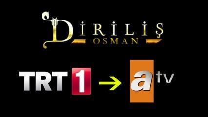 Diriliş Osman hangi kanalda? Diriliş Osman 1.sezon başlangıç tarihi...