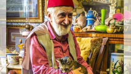 Mehmet Şevket Eygi'den zarif vasiyet: 'Kedime sahip çıkın'