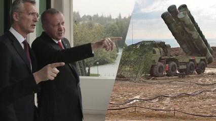S-400'lerin Türkiye'ye gelmesinin ardından NATO'dan ilk açıklama
