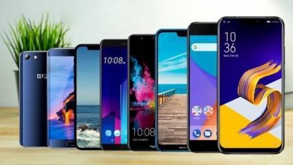 2000 TL altı alınabilecek akıllı telefon modelleri! 2019'un en iyileri