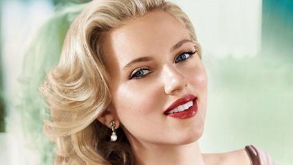 Scarlett Johansson disiplin altına alındı!