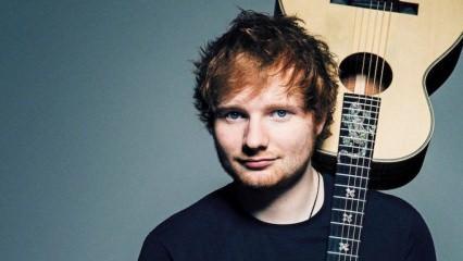 """Ed Sheeran açık konuştu: """"Çevremde kalabalıktan hoşlanmıyorum"""""""