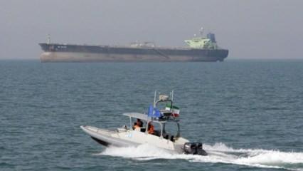 Baş döndüren trafik! İran Cezayir'in gemisini serbest bıraktı!