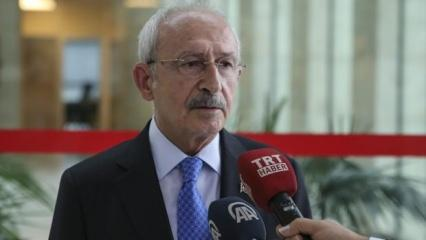 Kılıçdaroğlu'ndan Erbil'deki saldırıyla ilgili açıklama