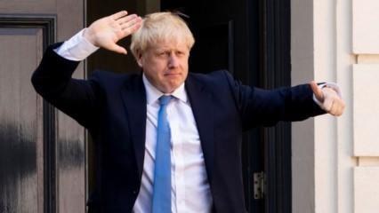 Boris Johnson: Benim dedem Türk'tü ama...