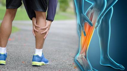 Baldır ağrısı neden olur? Baldır ağrısı neyin belirtisi & Baldır ağrısından kurtulmanın yolları