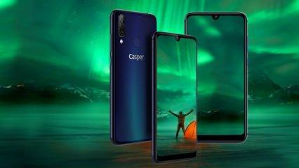 Casper yeni telefonu VIA F3'ü tanıttı! Uygun fiyatı ile dikkat çekti