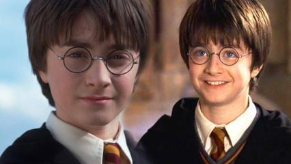 Harry Potter'ı oynayan Daniel Radcliffe kimdir? Daniel Radcliffe'nin inanılmaz değişimi...