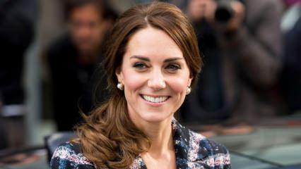 Kate Middleton'ın botoks yaptırdığı iddiasına saraydan yalanlama