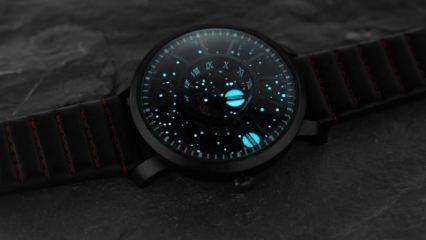 NASA Ay'a inişinin 50. yılına özel tasarım saat geliştirdi! İşte tüm detaylar