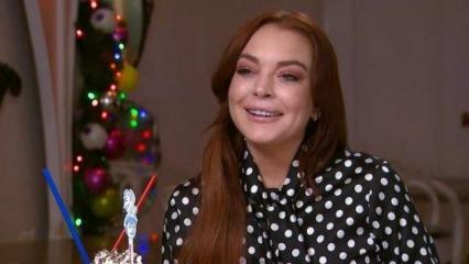 Oyuncu Lindsay Lohan'ın Türkçe sevgisi! Dilini öğrenecek...