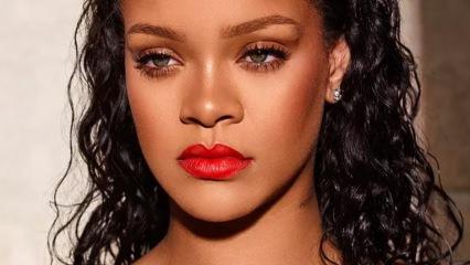 Rihanna'nın 200 bin TL kira ödediği ortaya çıktı!