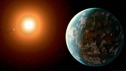 31 ışık yılı uzaklıkta Süper-Dünya keşfedildi