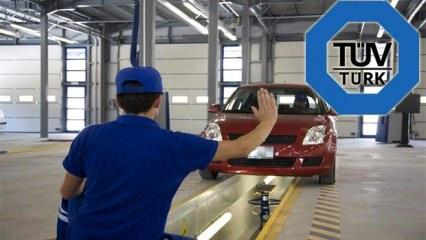 Araç muayene ücretlerindeki fiyat artışı belli oldu