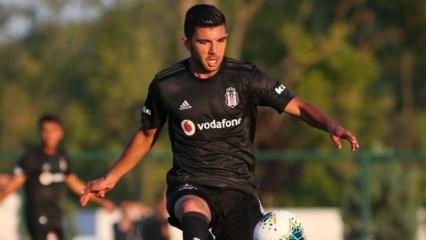 Beşiktaş'ta Muhayer Oktay'a tam not